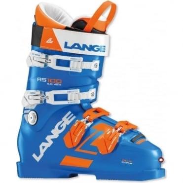 Ski Boots Junior RS 100 Wide S.C. Blue