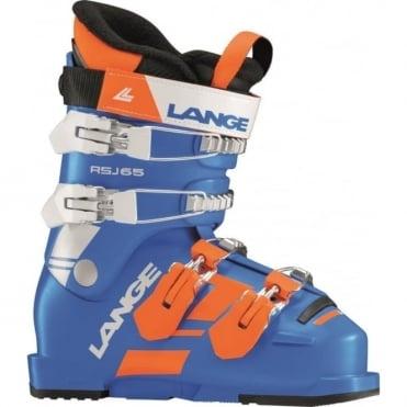 Ski Boots Junior RSJ 65 Blue