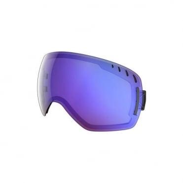 Goggle Spare Lens LCG ACS Illuminator Blue Chrome