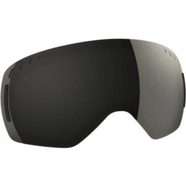 Goggle Spare Lens LCG ACS Solar Black Chrome/cat.3