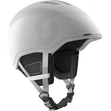 Junior Helmet Seeker+ White Matt