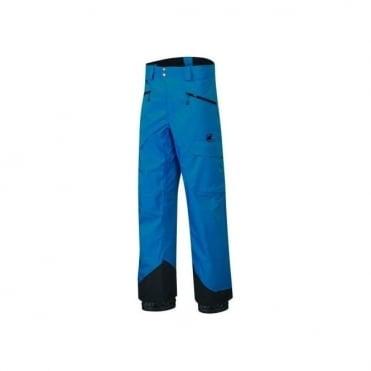 Mammut Mens Stoney Pant Dark Cyan Blue