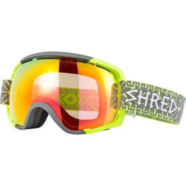 Goggles Shred Stupefy Norfolk Yellow Yellow