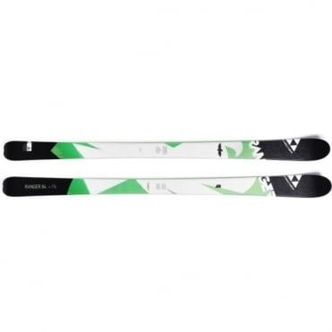 Skis Freeski Men Fischer Ranger 84 176cm +attack 11 Demobinding