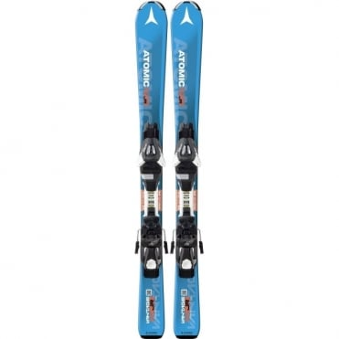 Vantage JR ll Junior Skis 120cm + Easytrak C5 Bindings