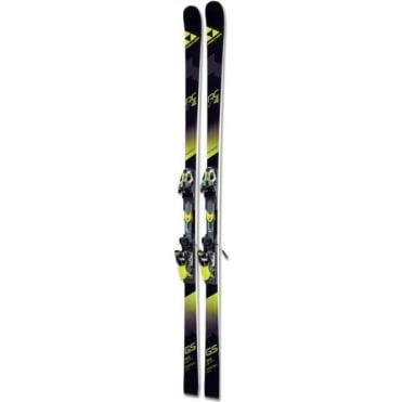 RC4 WC/EC GS Curve Booster 188cm 30m Skis Only (2018)
