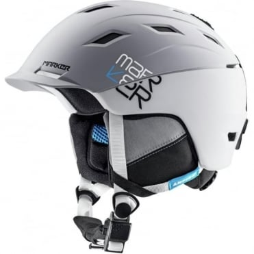 Ampire Helmet White/Grey (2016)