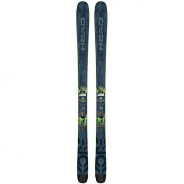 Skis Freeski Men Head Kore 105 180cm + Attack 13 Green Bindings ( 2018 )