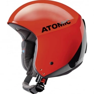 Redster WC FIS Amid Ski Race Helmet Red