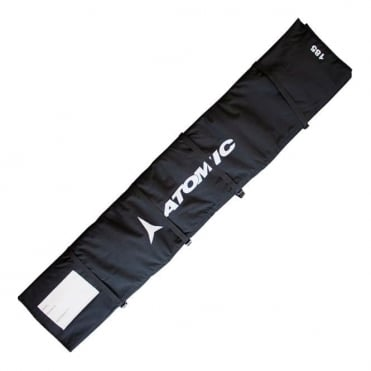 Special Race Ski Roll Bag 3 Pairs ( 200cm ) - Black/ White