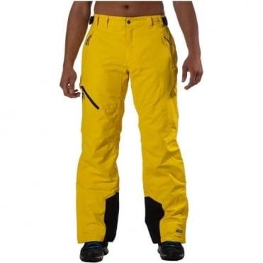 Johnny Ski Pants- Yellow (Small)