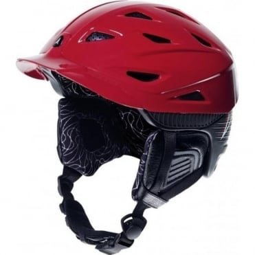 Xeed Ritual Helmet - Red