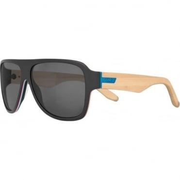 Mavs Shrastawood Black Sunglasses