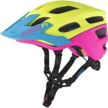 Shred Short Stack Bike Helmet - Shrasta