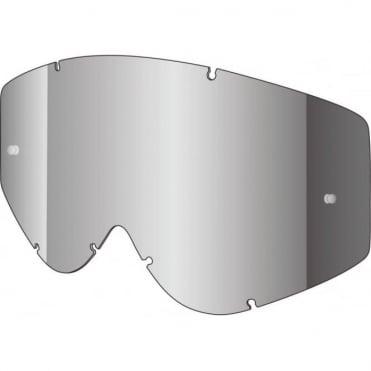 Shred Soaza Dirt Goggle Lens - Mirror Smoke