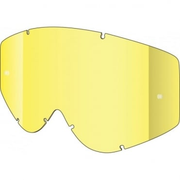 Shred Soaza Dirt Goggle Lens - Yellow
