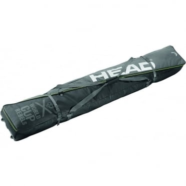 Head Rebels Double Wheelie Skibag - 200cm