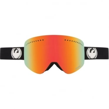 NFX Goggles- Palm Spring Red Ion