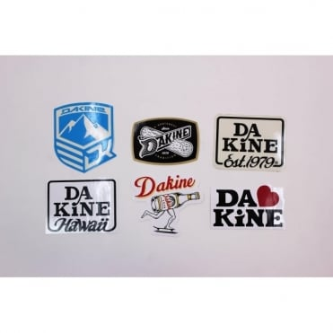 Dakine Medium Stickers