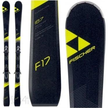 Fischer Progressor F17 + RS10 Binding - 160cm (2018)