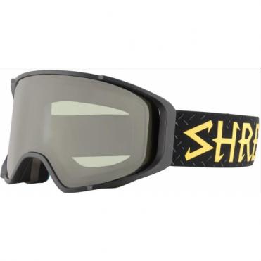 Shred Simplify Goggles - Walnuts + Bonus lens