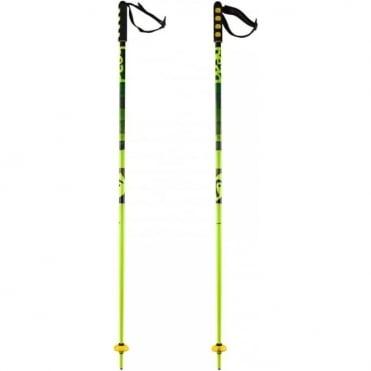 Head Aero Ski Poles Green 110cm