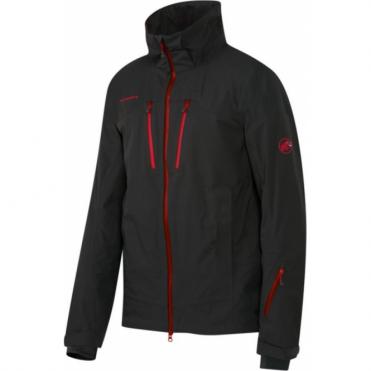 Mammut Stoney HS Jacket - Graphite/Lava