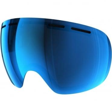 Fovea Goggle Lens Clarity Spektris Blue Mirror VLT 22% Category S2