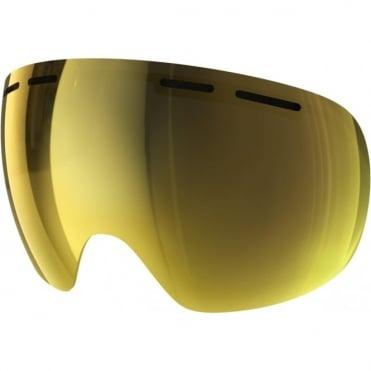 Fovea Goggle Lens Clarity Spektris Gold Mirror VLT 13% Category S3