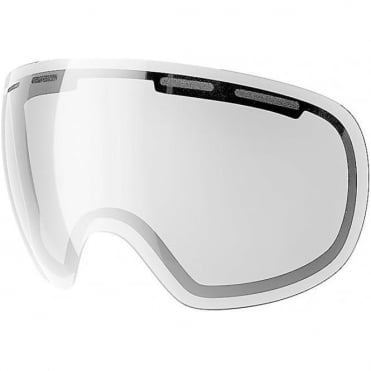 Fovea Goggle Lens Transparent VLT 85% Cat S0