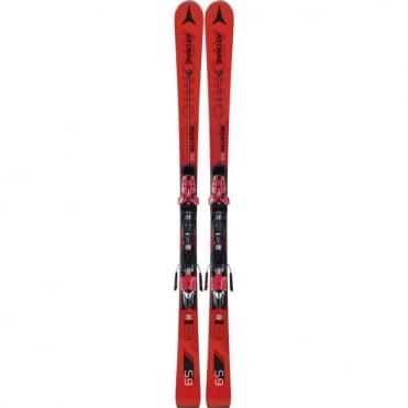 Redster S9 Race Skis 159cm + X 12 TL Bindings (2018)
