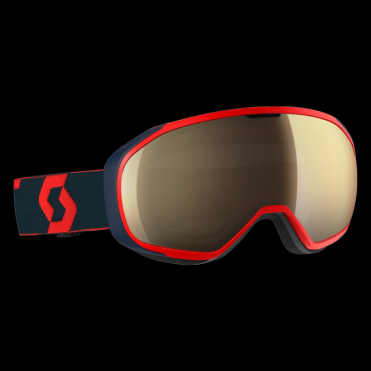 Scott Fix Goggles - Red/Blue/Light Sensitive Bronze Chrome