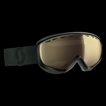 Scott Dana Goggles - Black/Light Sensitive Bronze Chrome