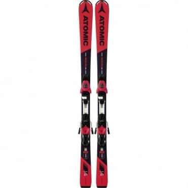 Redster J4 Junior Slalom Skis 130cm + L7 Binding (2018)