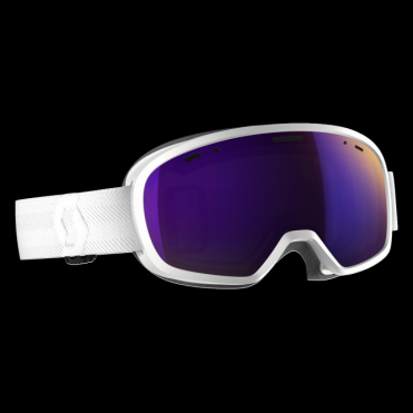Scott Buzz Pro Goggle - Amplifier Purple Chrome (2018)