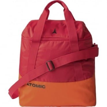 Boot Bag Red/Bright Red