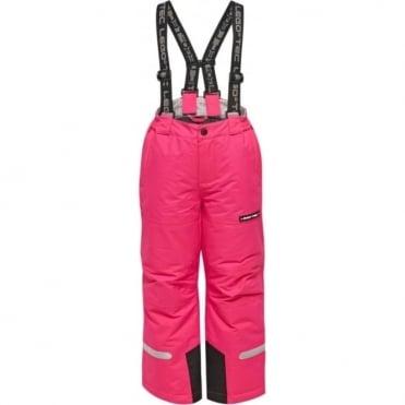 LEGO® Tec Pilou 771 Junior Ski Salopettes - Pink