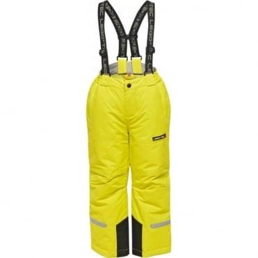 LEGO® Tec Pilou 771 Junior Ski Salopettes - Yellow