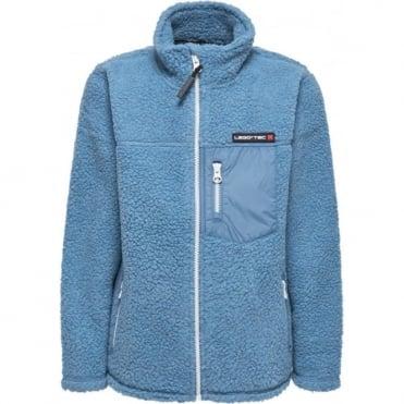 LEGO® Tec Saxton 773 Junior Polar Fleece Cardigan - Light Blue
