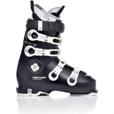 Fischer Rc Pro 90 Vacuum Full Fit Women's Boot - Black (2018)