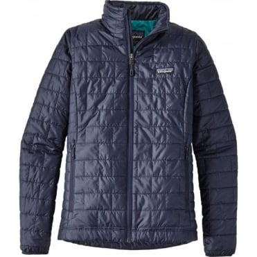 Patagonia Women's Nano Puff Jacket - Navy