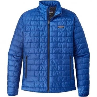 Patagonia Nano Puff Jacket - Viking Blue