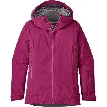Patagonia Women's Descensionist Jacket - Magenta