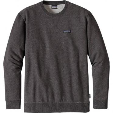 Patagonia P-6 Label Crew Sweatshirt - Black