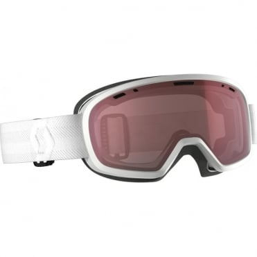 Scott Buzz Pro OTG Goggles - Amplifier White