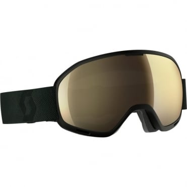 Scott Unlimited II OTG Goggles - Black/Bronze Chorme