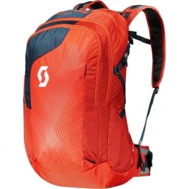 Scott Mountain 26L Backpack - Burnt Orange/Eclipse Blue