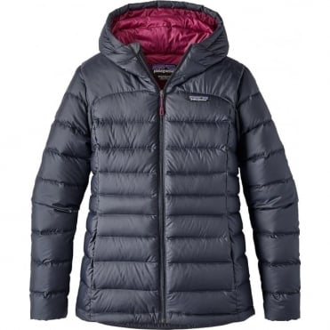 Patagonia Hi-Loft Down Sweater Hoody - Smolder Blue
