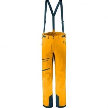 Scott Explorair 3L Pant - Harve Yellow