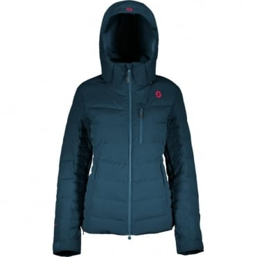 Scott Ultimate Down Women's Jacket - Nightfall Blue